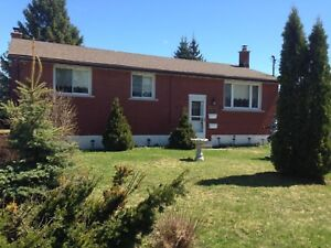 New Sudbury home with pool and downstairs rental apartment