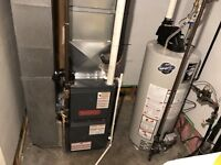 Furnace, water heater, Ac installs and much more