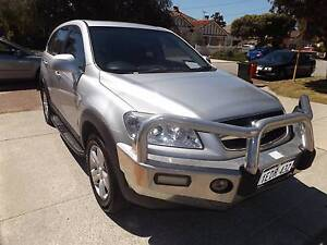 2010 HOLDEN CAPTIVA (AUTO) $9990 *FREE 1 YEAR WARRANTY* Inglewood Stirling Area Preview