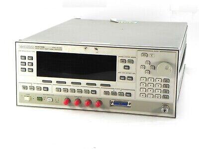 Agilent Hp Keysight 83630b Swept-signal Generator 0.01 - 26.5 Ghz