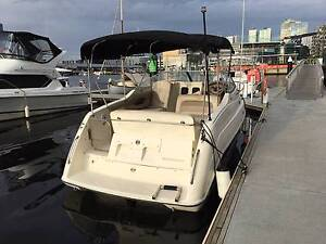 2007 Stingray 240cs 26ft Cruiser