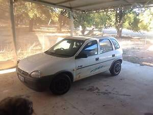 1996 Holden Barina Hatchback Waroona Waroona Area Preview