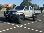 2010 Toyota hilux turbo diesel sr5 manual Glenroy Moreland Area Preview