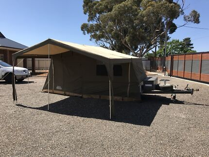 Camper Tent converta trailer wild country tent
