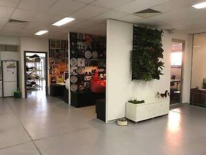Modern partitioned office space in professional fun environment Marrickville Marrickville Area Preview