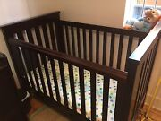 Boori cot that can be converted to toddler bed. North Bondi Eastern Suburbs Preview