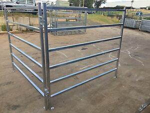 Cattle Panels 2.1 long X 1.8 high 31.5kg Harristown Toowoomba City Preview