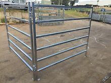 Cattle Panels 2.1 long X 1.8 high 31.5kg Torrington Toowoomba City Preview