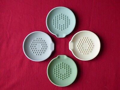 Kitchen craft  spoon rest (silicone) 4 colours, mint sage grey cream