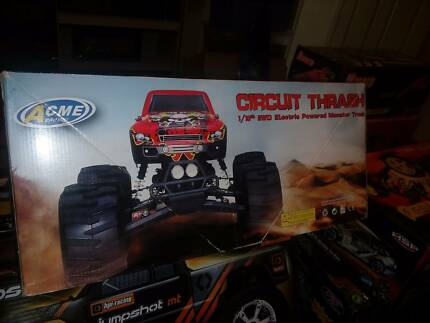 New brushless rc huge monstor truck rtr