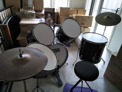 Drum kit in good condition