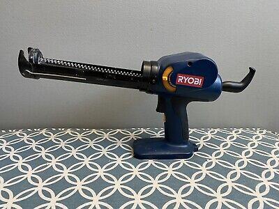 Ryobi One P310 18 Volt Power Caulk Adhesive Gun 18v