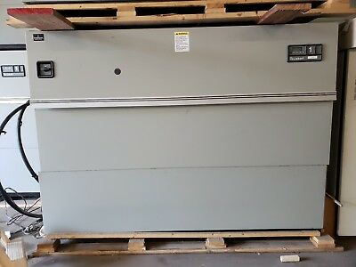 Liebert DH245A System 3 20 Ton Air Conditioner Conditioning Downflow Air Cooled