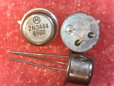 2N6233 4 AMPERE POWER TRANSISTOR PNP SILICON BY MOTOROLA