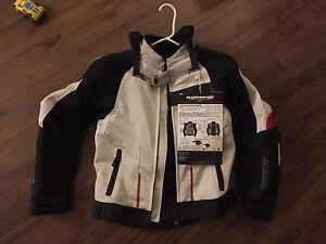 Manteau moto jacket Komine JK-015