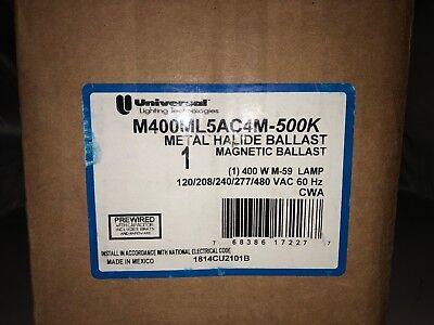 60 Hz ........ * NEW MCPHILBEN BALLAST DEB7WSDC 120//277 VAC UM-51