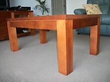 Coffee Table - custom made – genuine timber Miranda Sutherland Area Preview