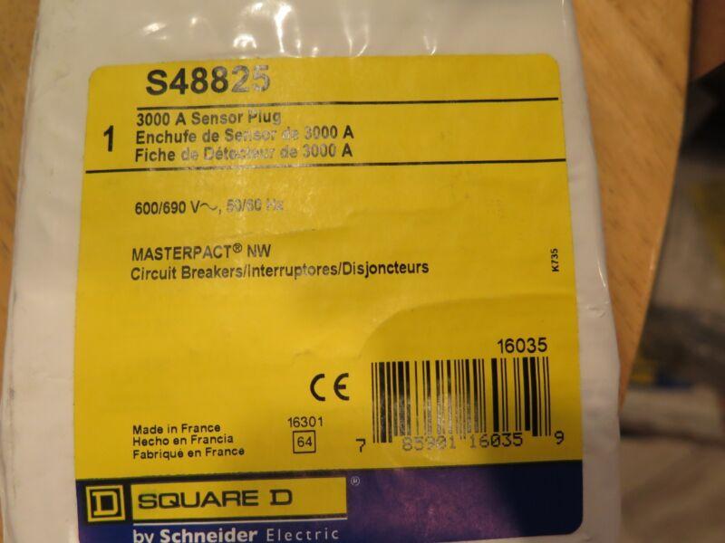 SQUARE D - S48825 - CIRCUIT BREAKER - 3000A SENSOR PLUG