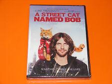 A STREET CAT NAMED BOB ( DVD - 2017 )   ***BRAND NEW SEALED***