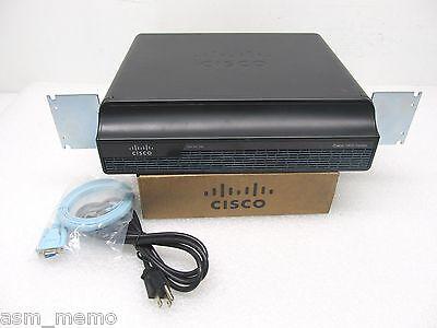 Cisco 1941-SEC/K9 2-Port Gigabit Security Router 1941-SEC CISCO1941-SEC ios-15.7