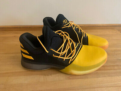 Adidas Harden Vol. 1 Fear the Fork Arizona State Size 14. BW0548 ultra boost