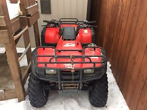 Wanted Atv Project