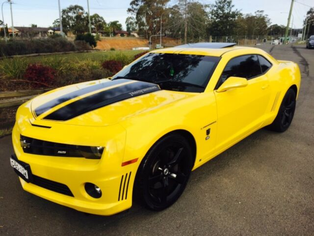 2009 Chevrolet Camaro Ss V8 Tranformers Immaculate Only 34