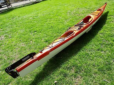 SEA TOURING KAYAK-SEAWARD - COSMA / GRAND  with Rudder system