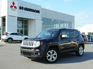 2015 Jeep Renegade Limited **CUIR**NAVY**BLUETOOTH**