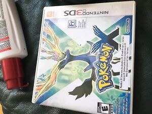 Pokemon X $30