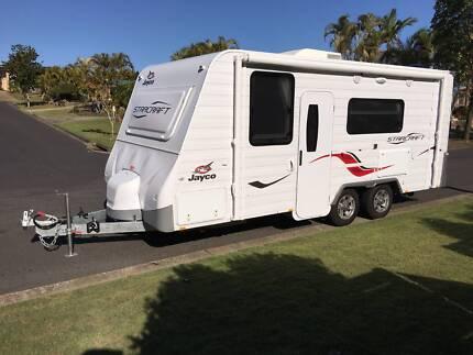 2016 Jayco Starcraft 18.55ft Kuraby Brisbane South West Preview