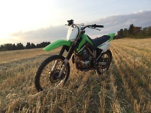 Klx140L (will trade for bruteforce or can am)