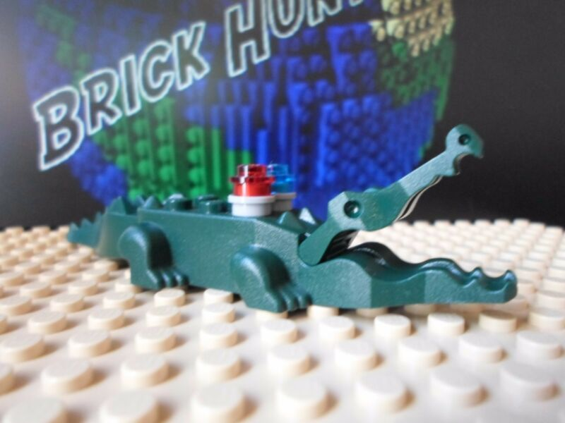LEGO® The Lego Movie - Police chase alligator  minifigure - LEGO 71004