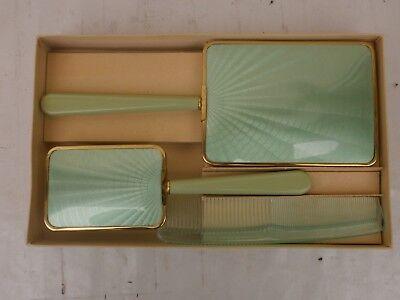 frisierset spiegel bürste kamm original maniküre