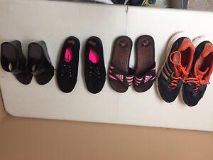 Shoes LOTS.