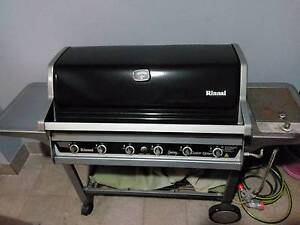Rinnai Galley 6 Burner BBQ Meadowbank Ryde Area Preview