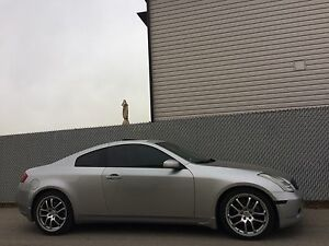 2005 G35 Coupe Rev-up