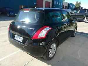Suzuki Swift 2013 Manual Nunawading Whitehorse Area Preview