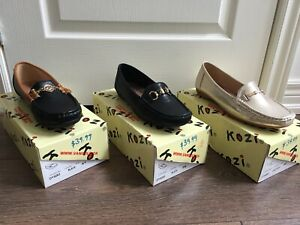 Brand new and boxed WOMEN's Loafers Shoes, limited sizes