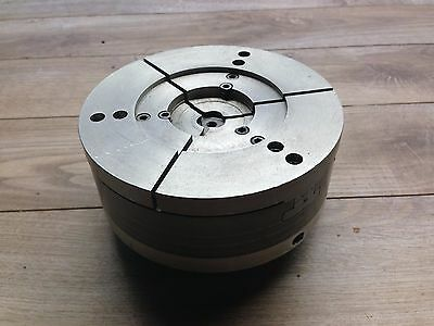 Northfield 6 3 Jaw Chuck W 2 316 - 10 Hardinge Mount