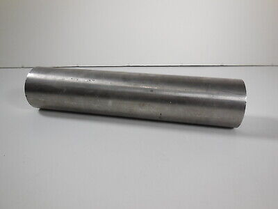 316l Stainless Steel Shaft Round Bar Stock 2-14 Od X 10 Long