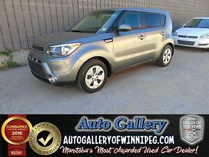 2016 Kia Soul LX *Only 18,743 kms!