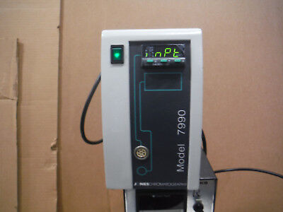 Jones Chromatography Model 7990 Column Heater Controller Thermostat