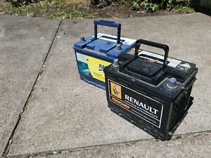 FREE pick-up service for your old batteries