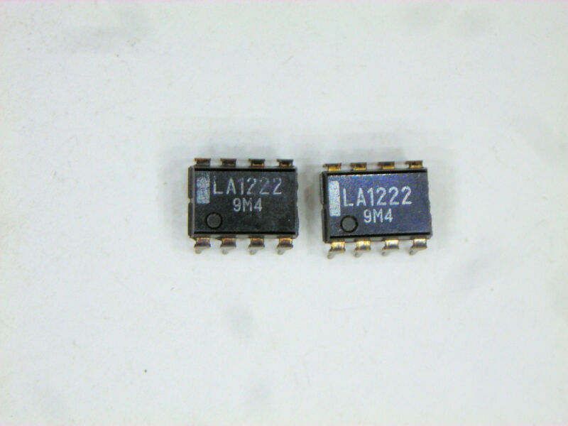 LA4140 Original  Sanyo Integrated Circuit LOT OF 2