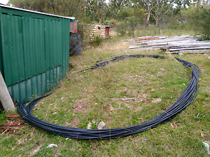 Black poly irrigation tubing Deepwater Glen Innes Area Preview