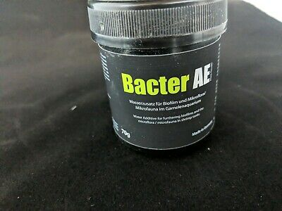 GlasGarten Bacter AE  Micro Powder Food Baby Shrimp Bee shrimp 70g