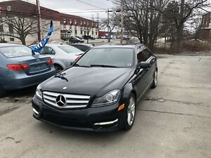2013 Mercedes C300 4MATIC—FINANACE AVAILABLE!!!!—