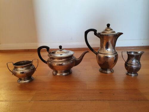 Vintage Garrard and Co Ltd 4 piece silver plated Tea & Coffee Set