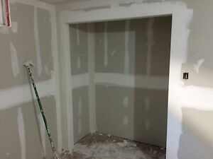 Drywall mudding, repair and Textured ceilings.  Stratford Kitchener Area image 6